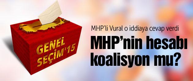 AK Parti'nin koalisyon ortağı MHP mi?