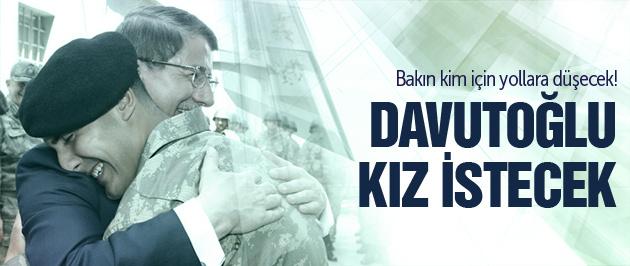 Ahmet Davutoğlu bakın kime kız isteyecek