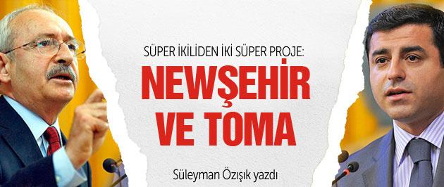 Bu iki proje Türkiye'yi uçurur!