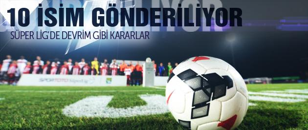 Süper Lig'de reform zamanı!