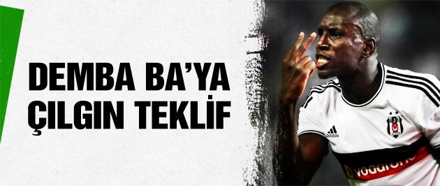 Demba Ba'ya 11 milyon euro!