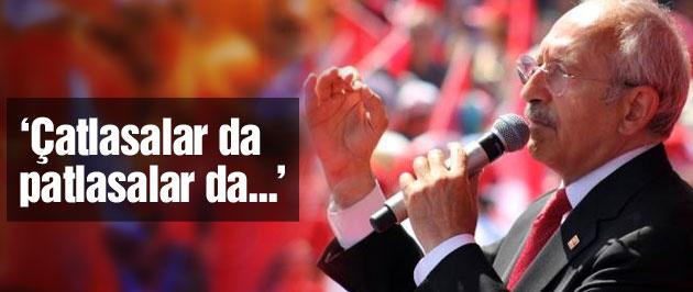 Kılıçdaroğlu'ndan Yalova seçim mitinginde flaş sözler