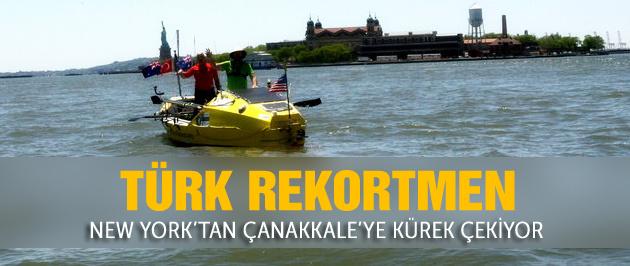 Türk rekortmenin büyük hedefi