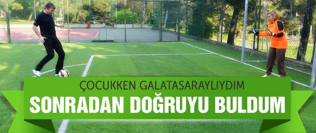Önce Galatasaray sonra Beşiktaşlı oldu!