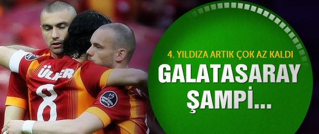 Dev derbi nefes kesti! Galatasaray şampi...