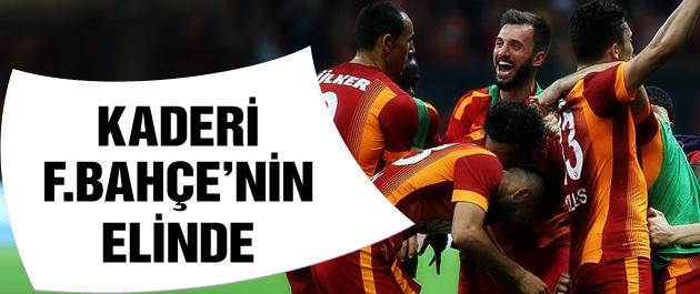 Galatasaray'ın ihtimaller denizi!