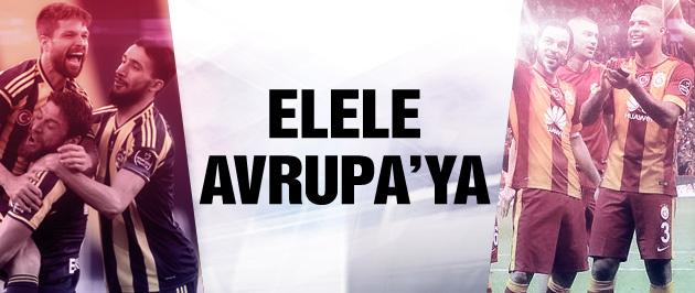 Fenerbahçe Şampiyonlar Ligi'ni garantiledi!