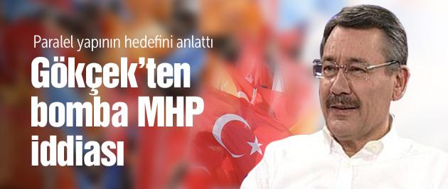 Gökçek'ten bomba MHP iddiası!