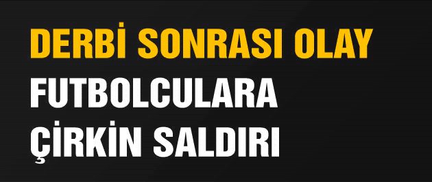 Beşiktaş'ta olay! Futbolculara saldırı...