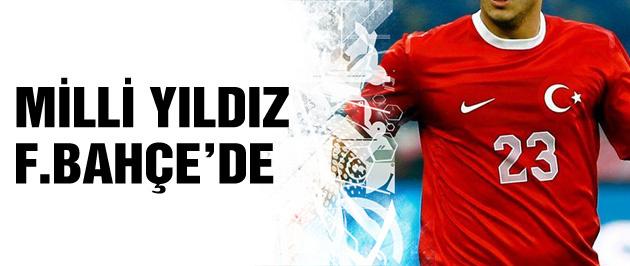 Milli yıldız Fenerbahçe'ye transfer oluyor
