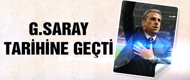 Hamza Hamzaoğlu tarihe geçti