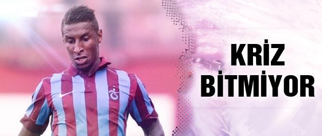 Trabzonspor'da Constant sıkıntısı