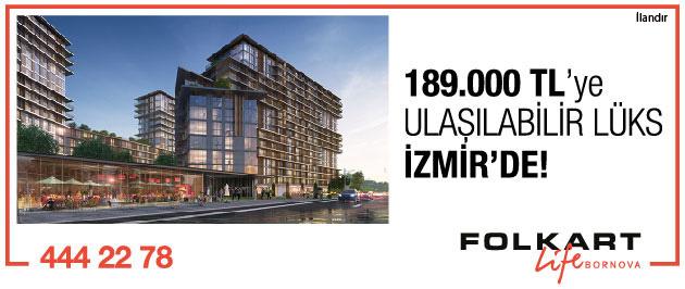 Ulaşılabilir lüks İzmir'de