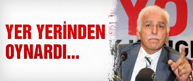 Mustafa Kamalak'tan bomba açıklamalar!