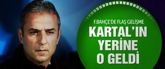 Fenerbahçe Kartal'ın yerine onu getirdi!
