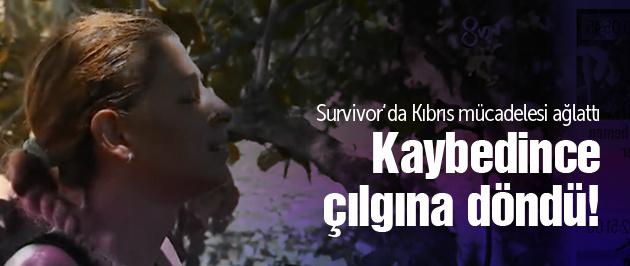 Survivor'da Kıbrıs eleme heyecanı!