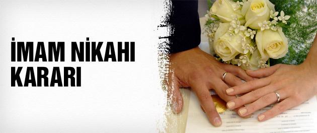 AYM'den kritik imam nikahı kararı