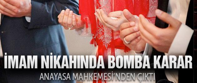 İmam nikahı için bomba karar artık....
