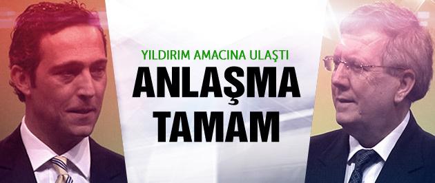 İşte Fenerbahçe'nin yeni başkanı!