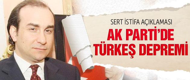 AK Partili vekil son dakika istifa etti