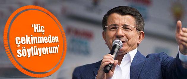 Davutoğlu'ndan MİT TIR'larıyla ilgili kritik açıklama