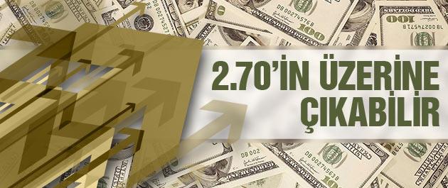Dolar kuru rekora koşuyor altın fiyatları bugün