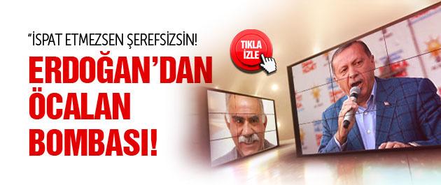 Erdoğan'dan MHP'ye Öcalan resti!