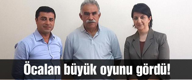 Öcalan HDP'nin barajı geçmesini istemiyor!
