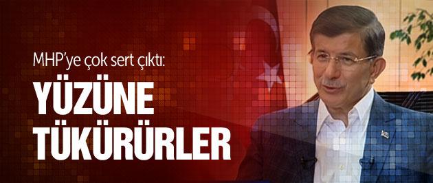 Davutoğlu'ndan HDP'ye veryansın!