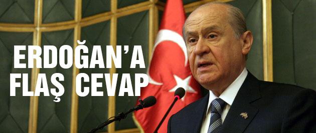 Bahçeli'den Erdoğan'a son dakika 'görüşme' cevabı