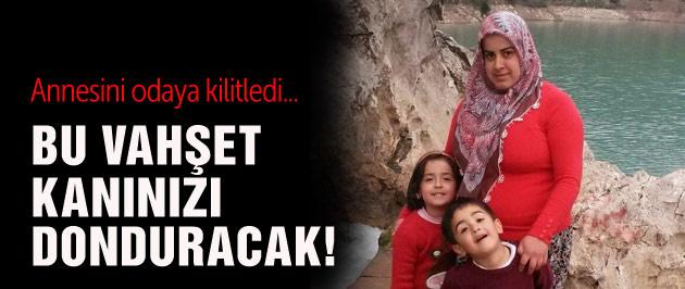 Antalya'da duyulmamış vahşet! Kanınız donacak