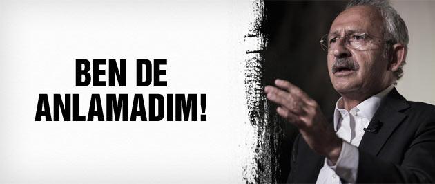 Erdoğan-Baykal görüşmesi Kılıçdaroğlu'nu kızdırdı