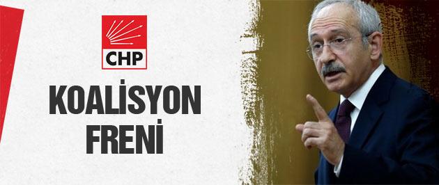 CHP'de koalisyon için sıkıyönetim ilanı!