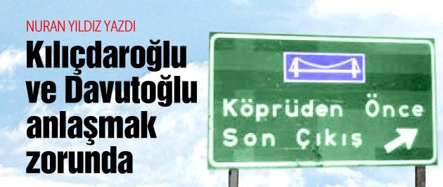 CHP için koalisyon 'köprüden önceki son çıkış'