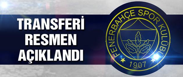 Fenerbahçe transfer resmen açıkladı