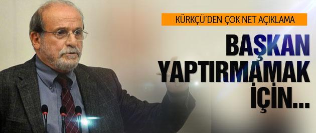 HDP'den yeniden 'Başkan yaptırmayacağız'çıkışı!