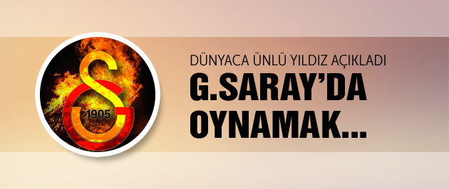 Podolski'den Galatasaray itirafı