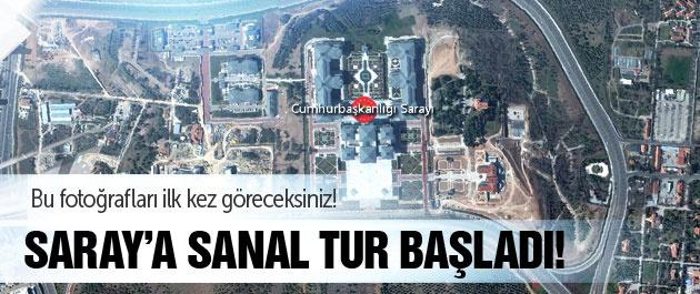 Cumhurbaşkanlığı Saray'ı sanal turu!