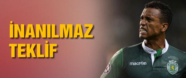 Fenerbahçe'den Nani'ye çılgın teklif!