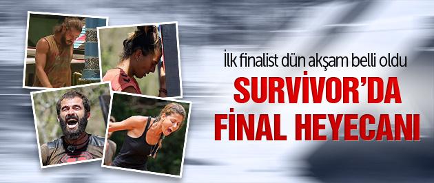 Survivor'da Kıbrıs öncesi büyük yarış