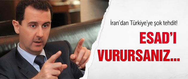 İran'dan Türkiye'ye şoke eden tehdit!