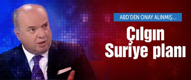 Fehmi Koru Suriye bombasını patlattı