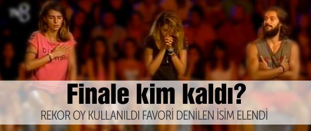Survivor kim elendi? Kıbrıs finali SMS sonuçları