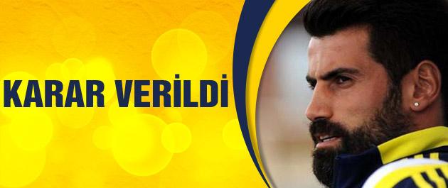 İşte Fenerbahçe'nin Volkan kararı