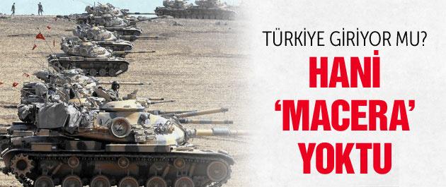 TSK neye hazırlanıyor? Bu Suriye yığınağı mı?
