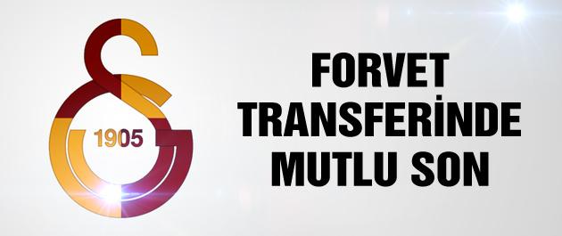 Galatasaray'dan forvete müthiş transfer