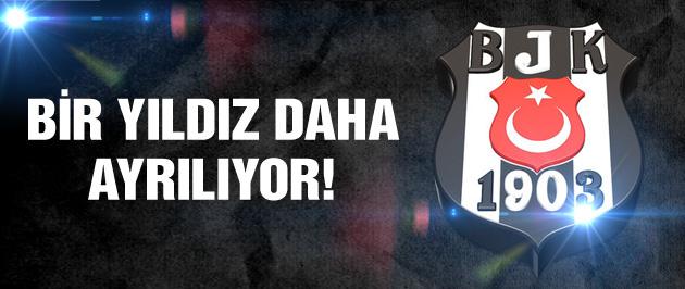 Beşiktaşlı yıldız ayrılık kararını bildirdi