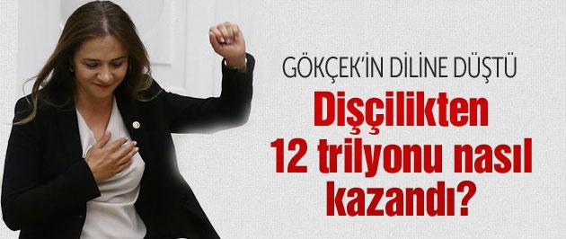 Gökçek'ten CHP'li Gamze İlgezdi tweetleri