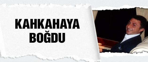 Şota'dan gazetecilere Trabzonspor kontrası