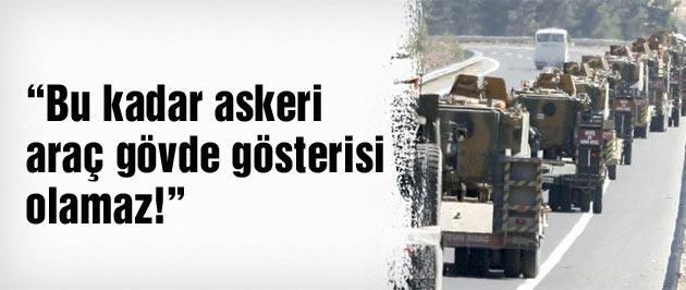 Suriye sınırında neler yaşanıyor, HDP'li vekil anlattı